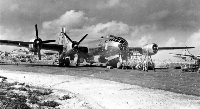 Boeing B-29 Superfortresss