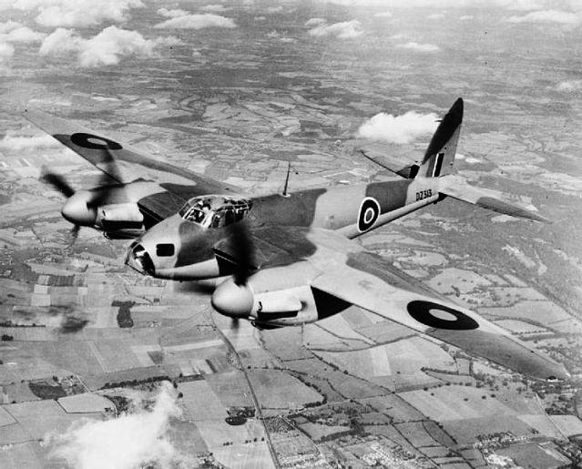 de Havilland Mosquito9