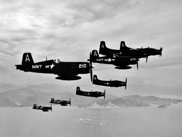 Vought F4U Corsair   World War II Aircraft