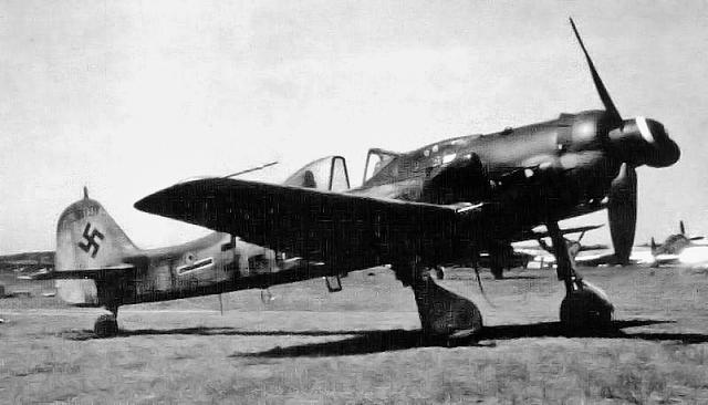 FW 190j
