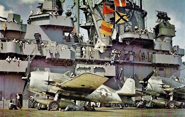 Grumman F6F Hellcatbn