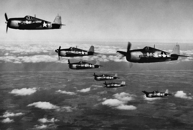 Grumman F6F Hellcatg