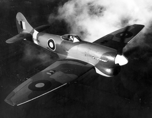 Hawker Tempest1