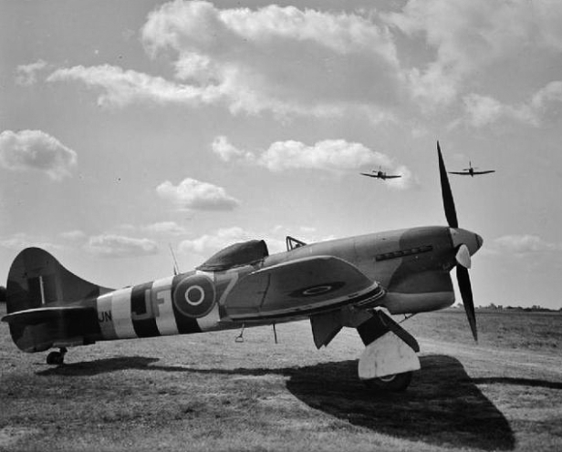 Hawker Tempest4