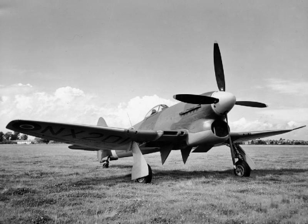 Hawker Tempest6453