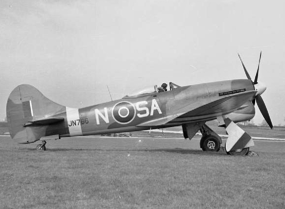 Hawker Tempest66