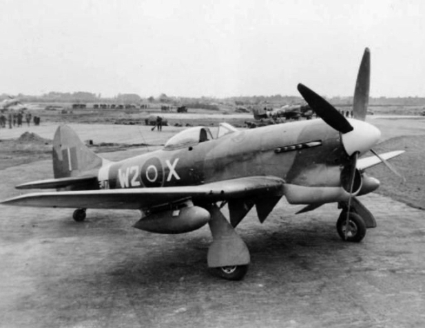 Hawker Tempest76