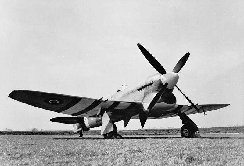 Hawker Tempest World War Ii Aircraft