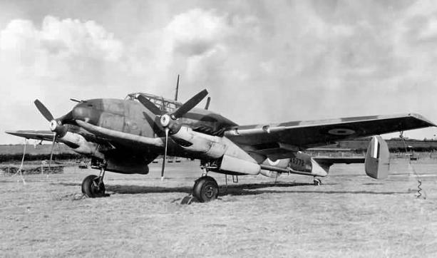Messerschmitt Bf 11033
