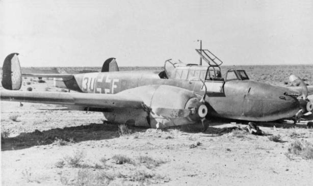 Messerschmitt Bf 110544