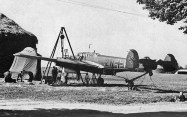 Messerschmitt Bf 11055