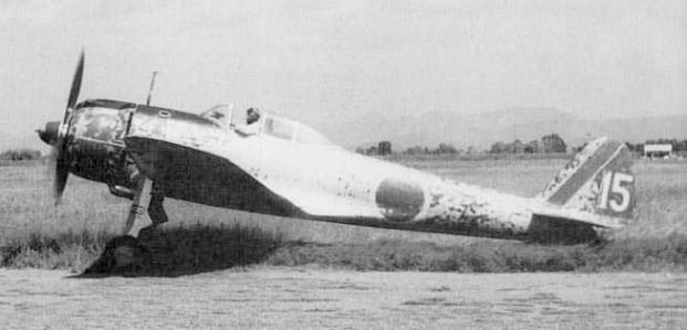 Nakajima Ki-43