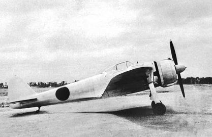 Nakajima Ki-43dd