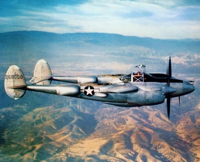 P-38 Lightning98