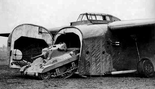 aaaGeneral Aircraft Hamilcar tank m22locust