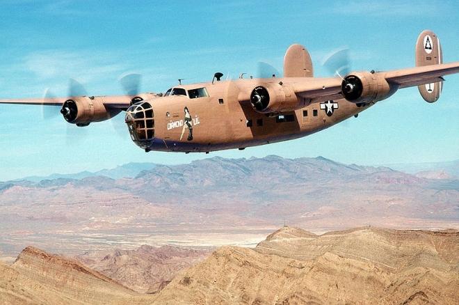 B-24 Liberator cc