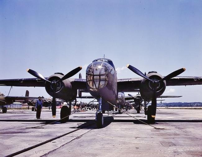 B-25 Mitchell444