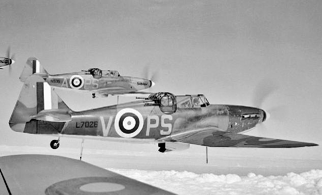 Boulton Paul Defiants