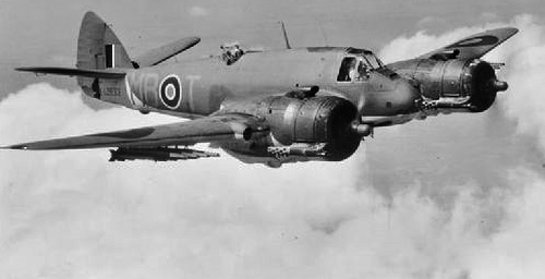 Bristol Beaufighter1