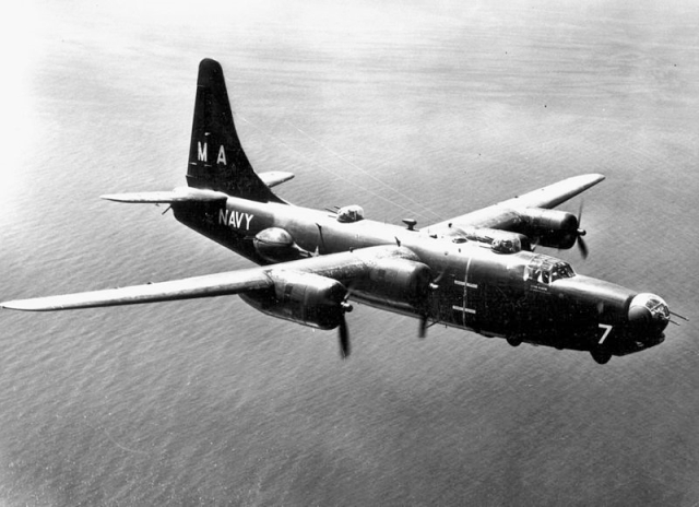 Consolidated PB4Y-2 Privateers