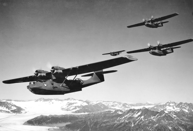 Consolidated PBY Catalina3