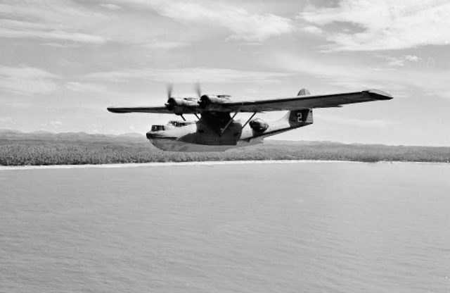 Consolidated PBY Catalinab