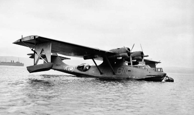 Consolidated PBY Catalinaf