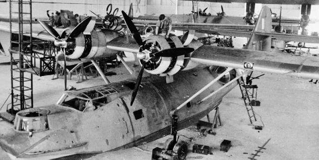 Consolidated PBY Catalinai