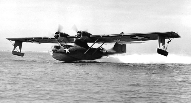 Consolidated PBY Catalinal