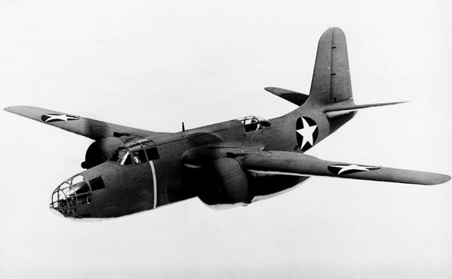 Douglas A-20 bd