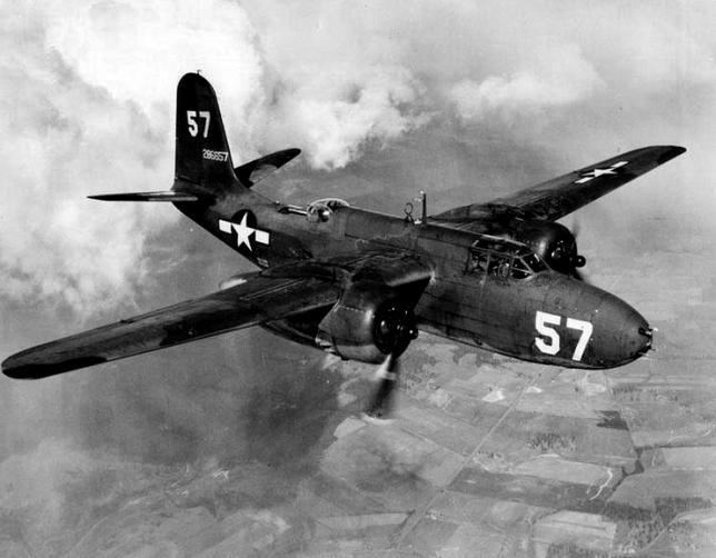 Douglas A-20 cx