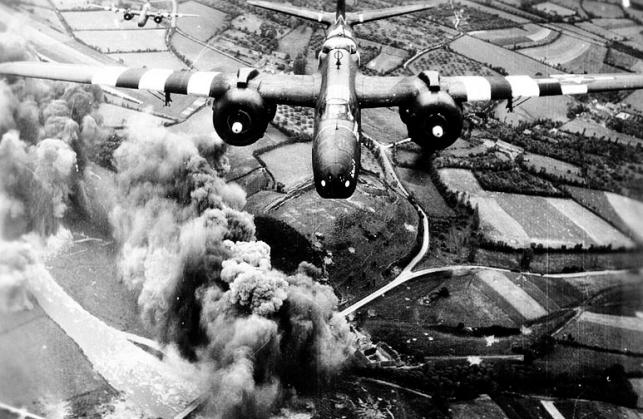Douglas A-20 fg