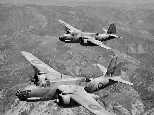 Douglas A-20 nm