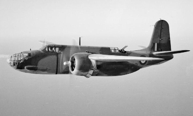 Douglas A-20 w