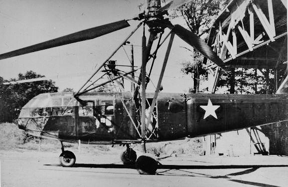 Focke-Achgelis Fa 223