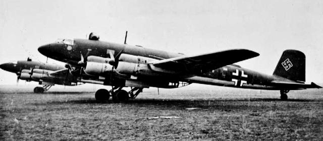 Focke-Wulf Fw 200C Condors