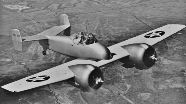Grumman XF5F Skyrocket6