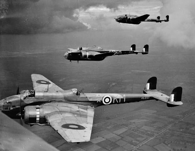Handley Page Hampdens