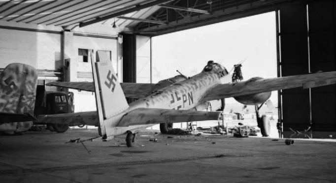 Junkers Ju 88fgg