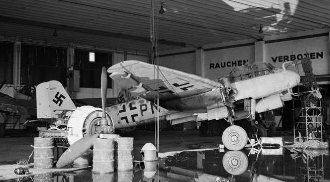 Junkers Ju 88gfd
