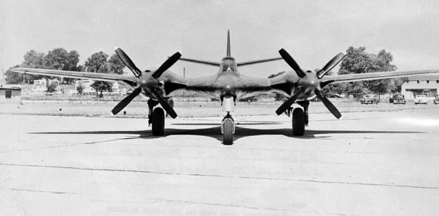 McDonnell XP-67oo