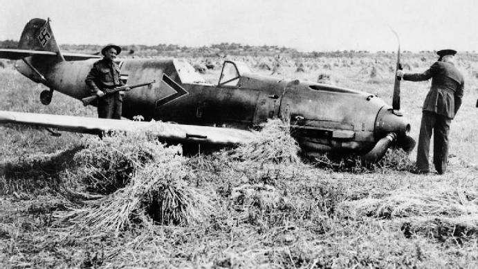 Messerschmitt BF 10955