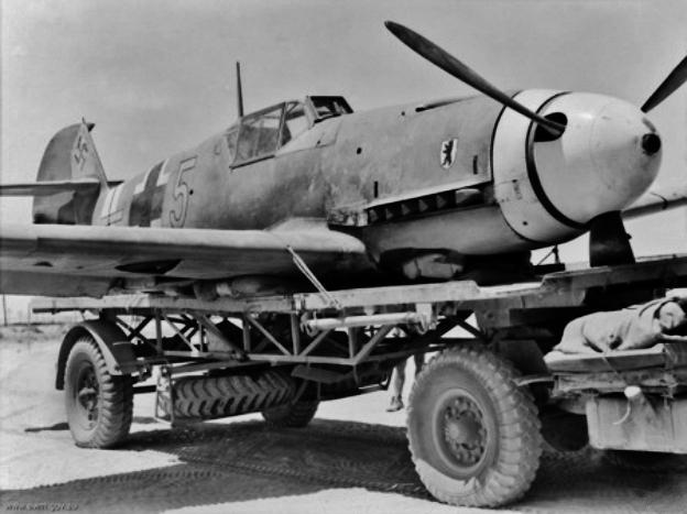 Messerschmitt BF 109dsax