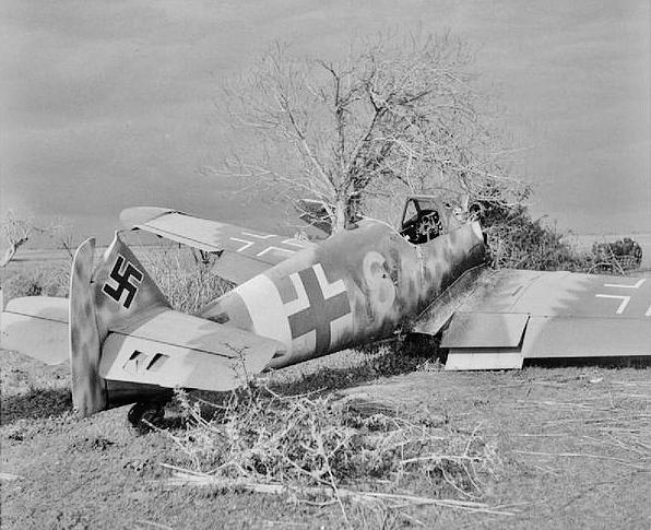 Messerschmitt BF 109fd