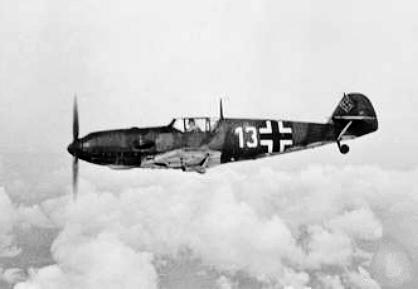 Messerschmitt BF 109fdd