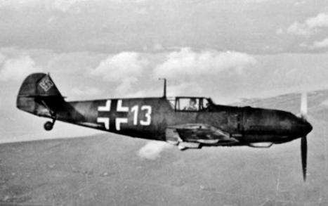 Messerschmitt BF 109fdsa