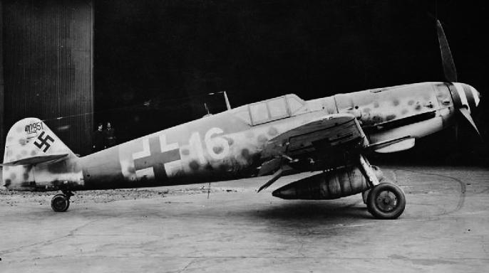 Messerschmitt BF 109fggg