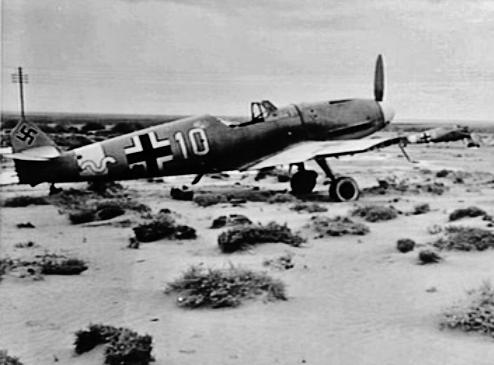 Messerschmitt BF 109gfd