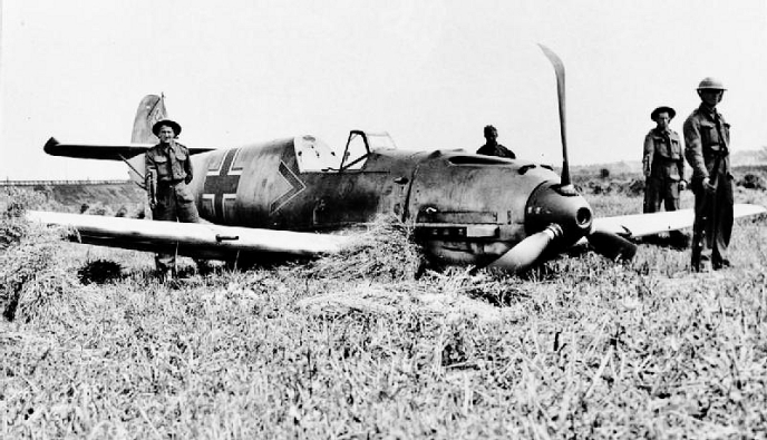 Messerschmitt BF 109nm