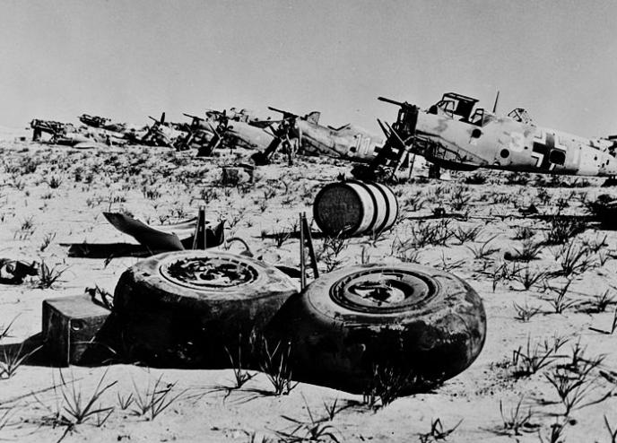 Messerschmitt BF 109wre